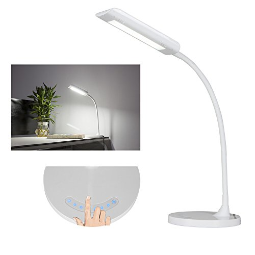 Kedsum Dimmable Eye Care Led Desk Lamp 8w Flexible