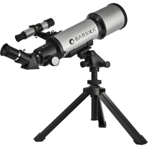 BARSKA-Starwatcher-400x70mm-Refractor-Telescope-w-Tabletop-Tripod-Carry-Case