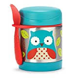 #6: Skip Hop Zoo Insulated Food Jar - Owl (Multicolor)