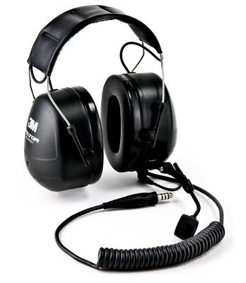 Peltor Special Headset Lightweight One-Sided Mt32H01