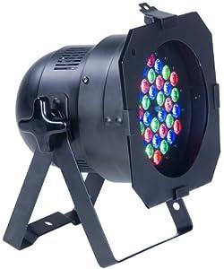 American Dj Pro Par 56 RGB Led Powered Par 56 Can