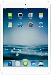 Apple iPad mini with Retina Display ME860LL/A (128GB, Wi-Fi, White with Silver) OLD VERSION