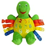 """BUCKLE TOY """"Bucky"""" Turtle - Toddler E..."""