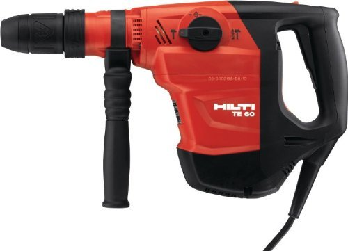 Hilti 3493739 TE 60 120-volt SDS Max Combihammer Performance Package (Hilti Parts compare prices)