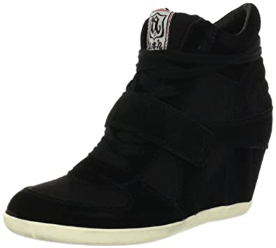 e0881aca2c9a (五星)Ash Bowie Fashion Sneaker 艾熙女式时尚高跟运动鞋