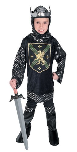 Child Warrior King Costume Chid Knight Costume 38806
