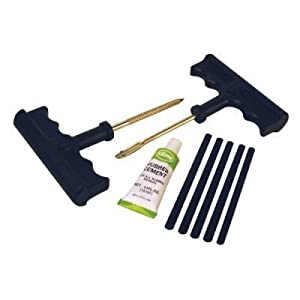 Slime 1034-A T-Handle Tire Plug Kit from Slime