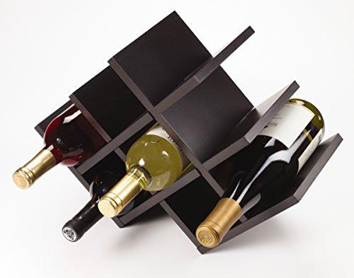 Kamenstein Decorative Wine Rack, Butterfly, 8-bottle (5021404)