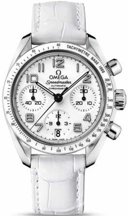 NEW OMEGA SPEEDMASTER LADIES WATCH 324.33.38.40.04.001