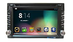 See unihandbag dual-core CPU bluetooth application 6.2 inch 2 din Android4.2.2 car DVD player Details