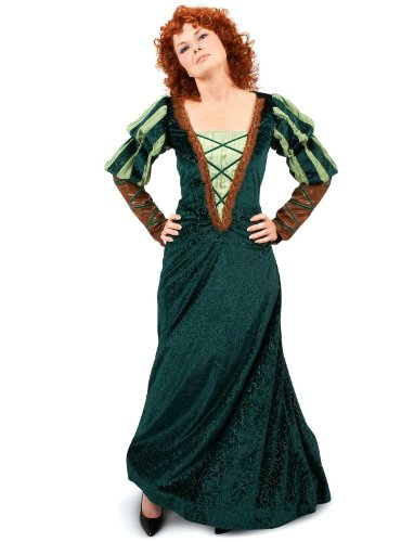 Brave Forest Princess Adult Costume