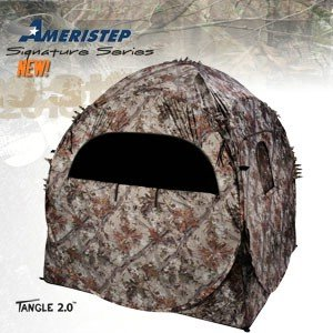 Ameristep 814 Tangle Camo Doghouse Blind