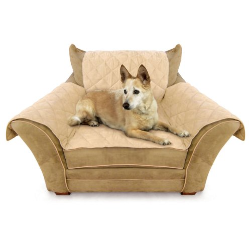 K&H Manufacturing Furniture Pet Cover for Chair, Tan