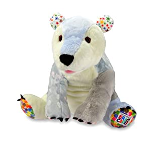 Kids Preferred The World Of Eric Carle Polar Bear Plush