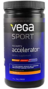 Vega Sport Recovery Accelerator, Tropical, 19 Ounce