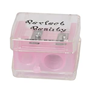 Duo Cosmetic Pencil Sharpener