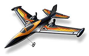 Silverlit X-Twin Pro Air Acrobat 3-Channel Radio Control Aeroplane (Colour and Frequency Varies)
