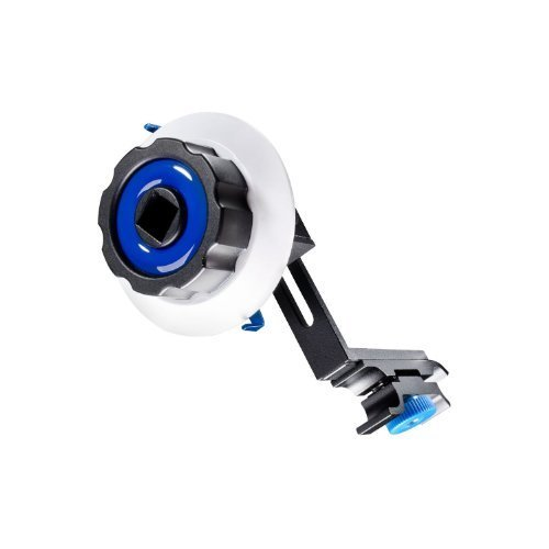 eimo DSLR Follow Focus avec ceinture anneau de vitesse pour appareils photo reflex numériques et caméscopes