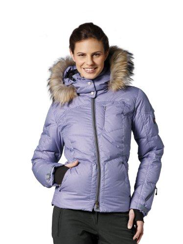 Bogner Fire + Ice Damen Outdoor-Jacke Sophy-DP, purple, L, 3452-4886