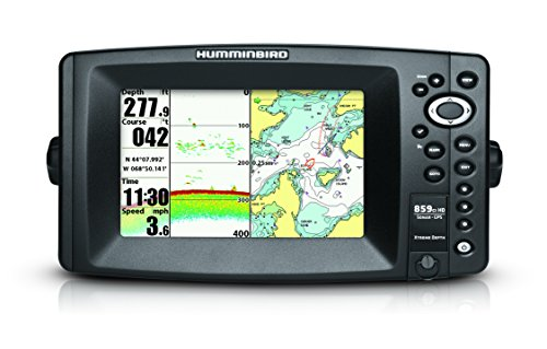 Humminbird 409130-1 800 859ci HD XD Combo Fish Finder with GPS and Sonar