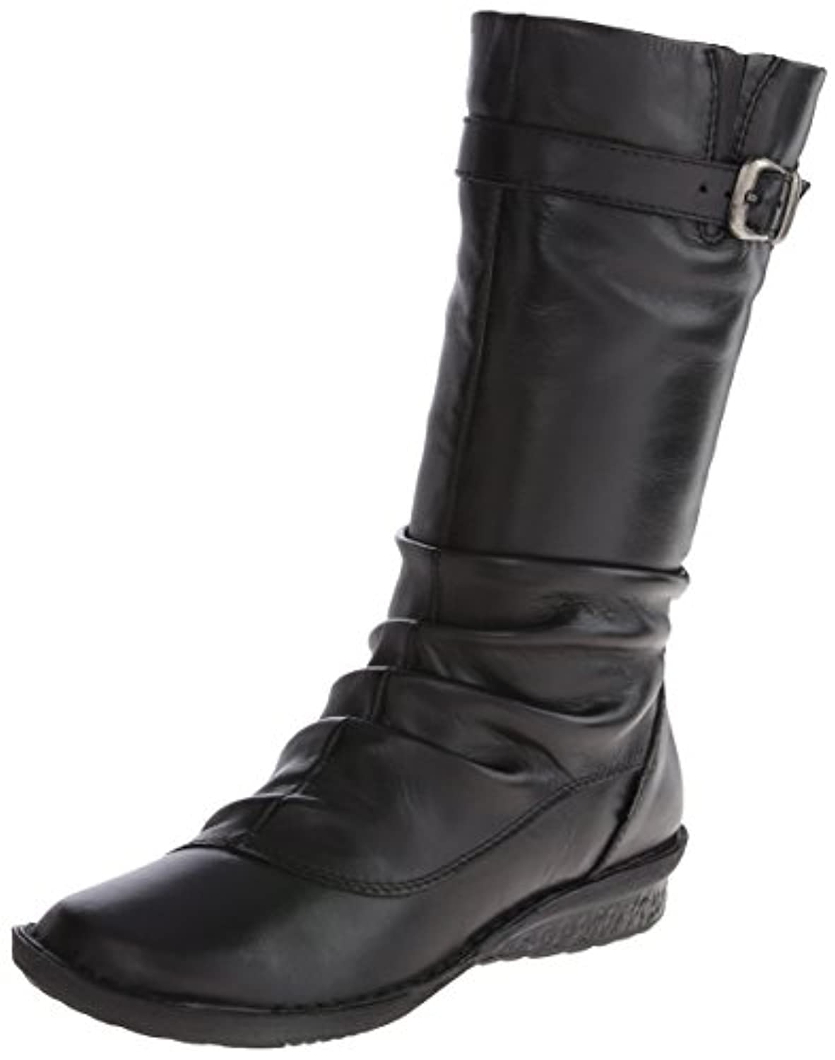 Napa Flex Women's SALINA Black Boot 36 M EU, 5.5-6 M