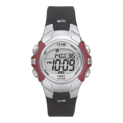 Kids' Timex 1440 Sports Watch - Black Band