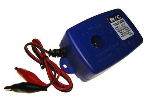 Racers Edge 12V Glow Starter Charger RCE10551