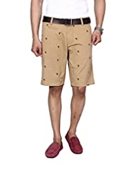 HAMMOCK Embriidred Mens Chino Shorts