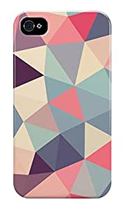 The Fappy Store TRIANGLE AFFAIR hard plastic back case for iphone 4s