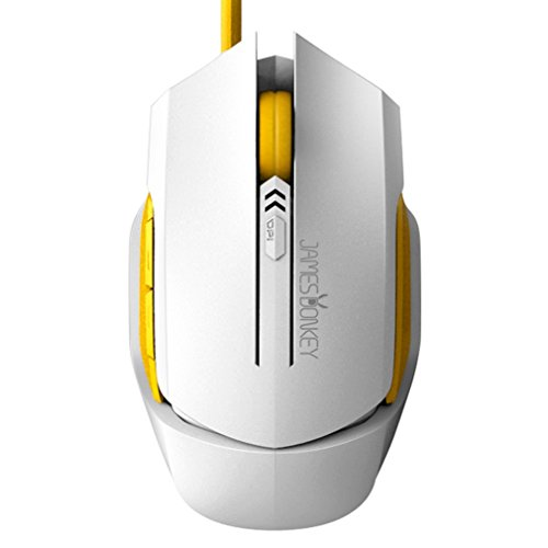 granvelar-112-gaming-mouse-2000-dpi-ergonomic-wired-mouse-with-side-buttons-led-for-pc-and-mac-white