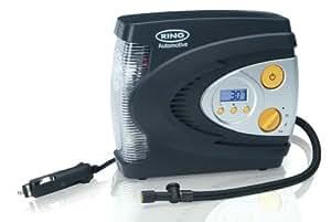 RING RAC630 Compresseur d'Air Digital Automatique avec Éclairage LED