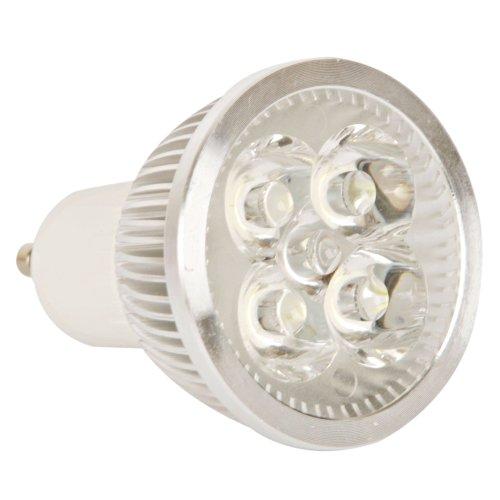 Energy Saving 4W Gu10 Led Bulb Spotlight, 90Lm, 5000K