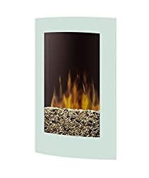 Dimplex Convex Wall-Mount Electric Fireplace