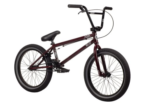 Kink 2014 Whip Tony Hamlin BMX Bike, Gloss Black, Toptube: 20.5-Inch