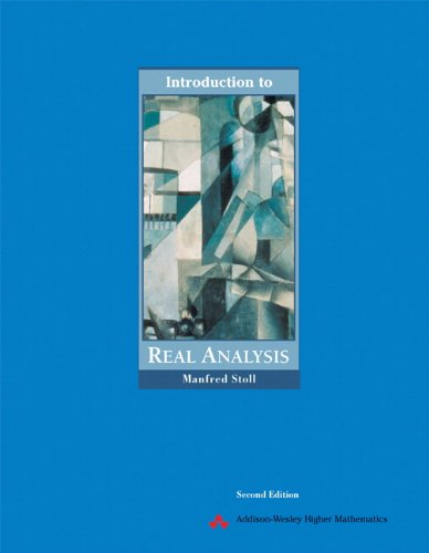 Introduction to Real Analysis (2nd Edition)