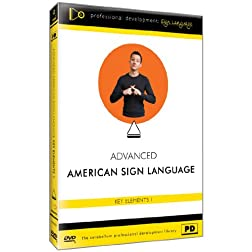 Advanced American Sign Language: Key Elements 1