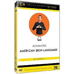 Advanced American Sign Language: Key Elements 1