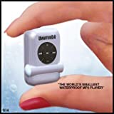 Uwater Waterproof MP3 ICE WHITE