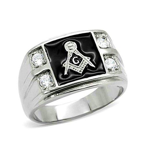daesar-bague-plaque-or-homme-bague-de-mariage-nior-punk-maconnique-anneau-zircone-taille665