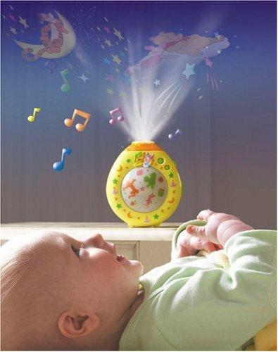 TOMY 2014 – Disney Baby Mondlicht, Nachtlicht mit Funktionen