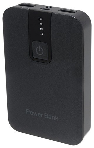Lifecharge Heavy-Duty 10000mAh Power Bank