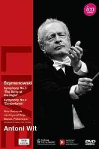 Szymanowski;Karol Syms 3/4 [Import]