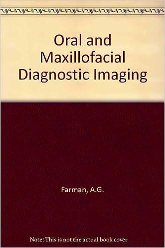 Oral and Maxillofacial Diagnostic Imaging