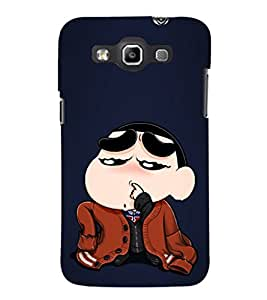 EPICCASE Ching Shang Mobile Back Case Cover For Samsung Galaxy Quattro (Designer Case)