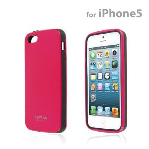 Best Price REMAK Celebrity iPhone 5 Case (Hot Pink)