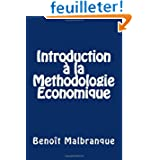 Introduction a la Methodologie Economique