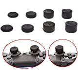 PlayStation Thumb Grips 8 Pack Bundle (for PS4 and PS3 controllers)