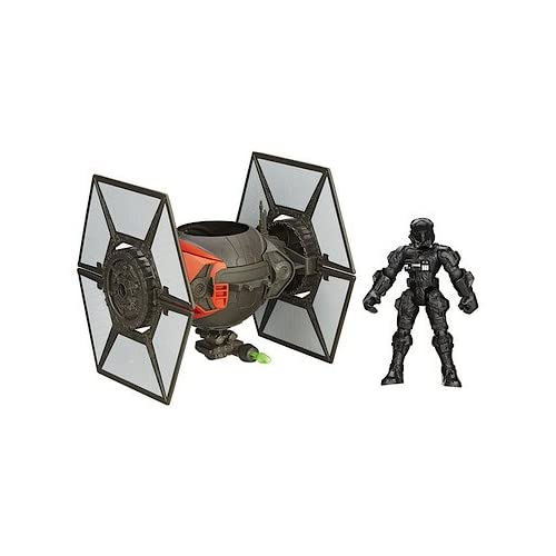 Star Wars – Hero Mashers – Tie Fighter Pilot & TIE Fighter Raumschiff [UK Import] jetzt bestellen