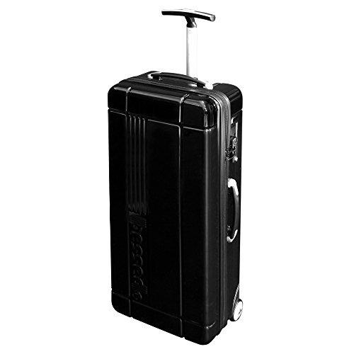 bessed(ビセッド) スリムスーツケース BET-03BK [ 幅33cm×高さ80cm×奥行き20cm 3.6kg 容量48リットル TSAロック採用 軽量アルミハンドル ABS+PCボディ採用 ]