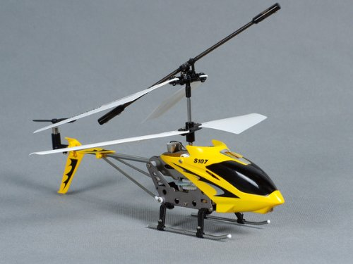 SYMA S107 Radio Controlled Infrared Mini 3CH RC RTF Helicopter with Gyro